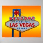 Acoja con satisfacción a Las Vegas el poster