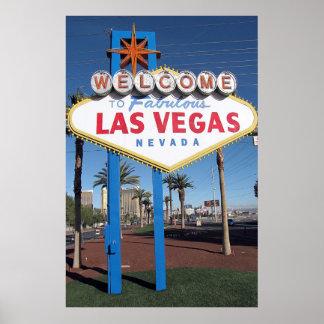 Acoja con satisfacción a Las Vegas fabuloso Nevada Poster