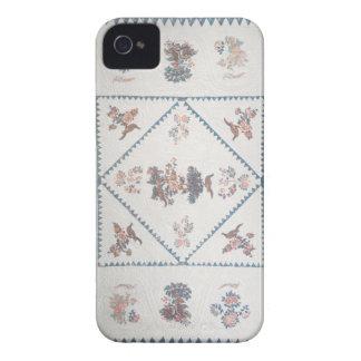 """Acolche en el """"Broderie Perse"""", c.1800 (aplicado,  iPhone 4 Case-Mate Cárcasa"""