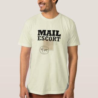 Acompañamiento del correo remeras