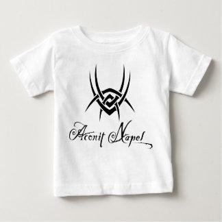 Aconit Napel baby tshirt