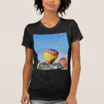 Acontecimiento de Feastival del globo Camisetas