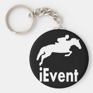 acontecimiento iEvent Eventing Llaveros Personalizados