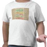 Acontecimientos del imperio romano de la camisetas