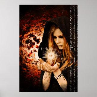 Acopio de la magia póster