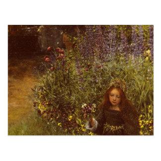 Acopio de pensamientos de Laura Teresa Alma-Tadema Postales