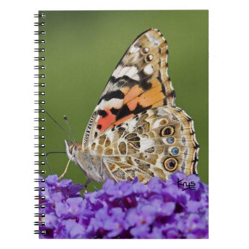 Acopio del cuaderno del néctar