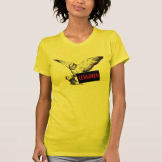 Acoplamiento de las palomas ¡Censurado Camiseta
