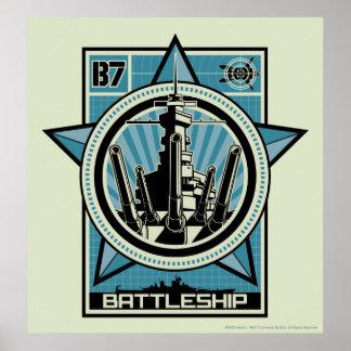 Acorazado B7 Póster