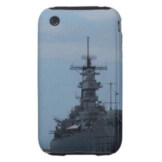 Acorazado USS Missouri iPhone 3 Tough Protector