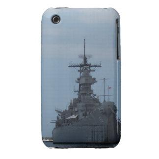 Acorazado USS Missouri iPhone 3 Funda