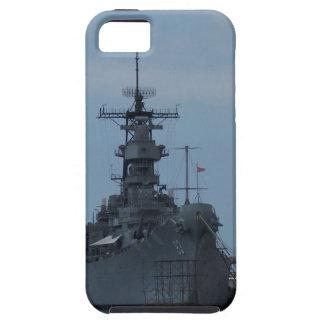 Acorazado USS Missouri iPhone 5 Carcasas