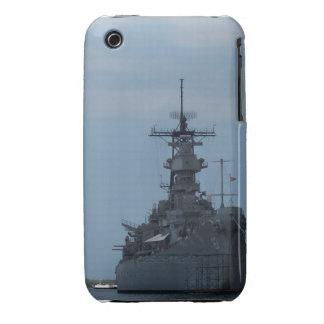 Acorazado USS Missouri iPhone 3 Case-Mate Cárcasa