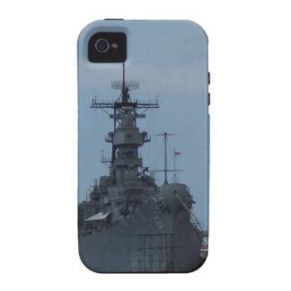 Acorazado USS Missouri Vibe iPhone 4 Fundas