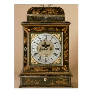 Acorchete el reloj, movimiento de James Boyce, Postal