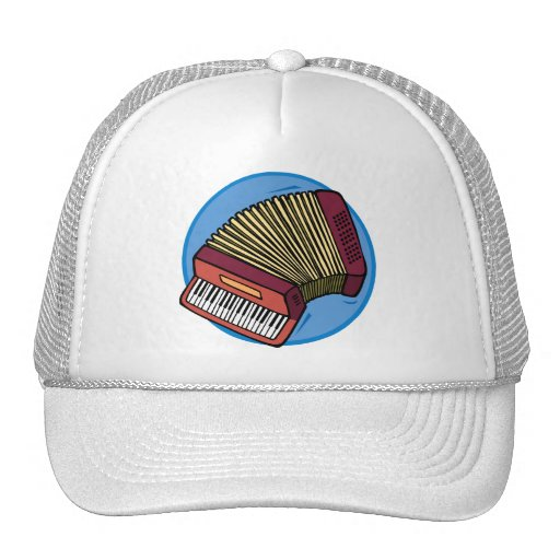 acordeón gorra
