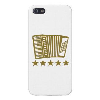 Acordeón iPhone 5 Carcasa