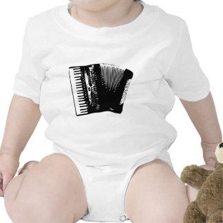 acordeón traje de bebé