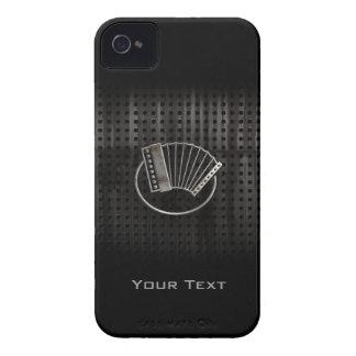 Acordeón rugoso Case-Mate iPhone 4 carcasa