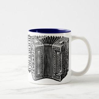 Acordeón Tazas De Café