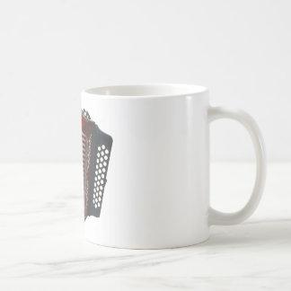 Acordeón Taza De Café