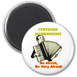 Acordeonista certificado iman