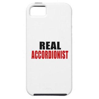 ACORDEONISTA REAL iPhone 5 FUNDA