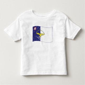 Acores flag tee shirts
