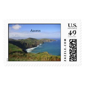 Açores/franqueo de Azores Timbre Postal