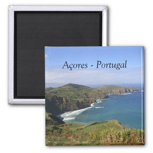 Açores/imán de Azores
