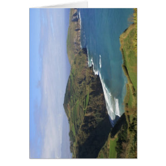 Açores/tarjeta de Azores Tarjeta Pequeña