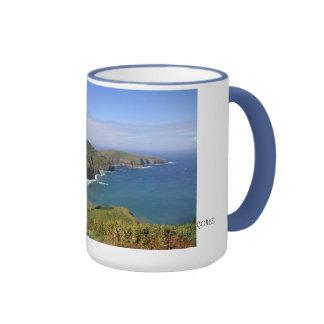 Açores/taza de Azores Taza De Dos Colores