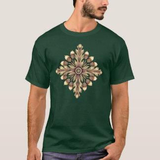 Acorn and Oakleaf Pentagram T-Shirt