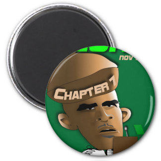 Acorn Chapter 7 2 Inch Round Magnet