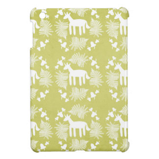 Acorn Fern Unicorn iPad Mini Case