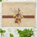 """Acorn Kitchen Towel<br><div class=""""desc"""">Mix and Match these acorn kitchen towels with other Acorn Collection items.</div>"""