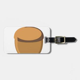 Acorn Luggage Tag