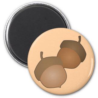 Acorn Magnet