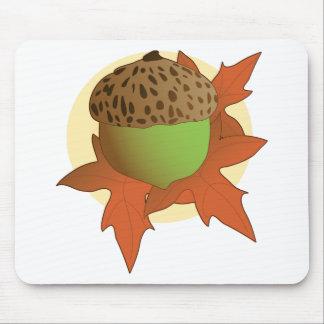 acorn mouse pad