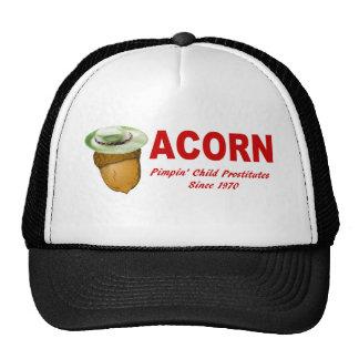 Acorn: Pimping Child Prostitutes Since 1970 Shirt Trucker Hat