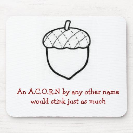 ACORN Protest Mouse Pad