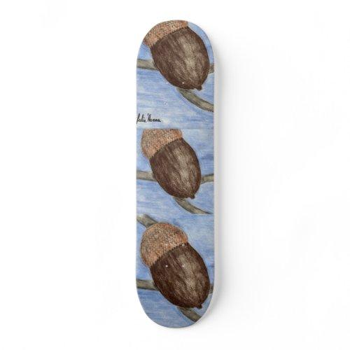 Acorn Sketch Skateboard skateboard