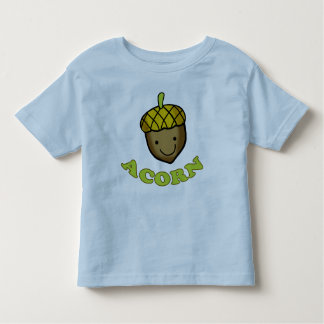 Acorn to Pair with Oak Tree for Fathers Day Toddler T-shirt
