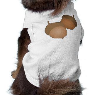 Acorns Dog Shirt