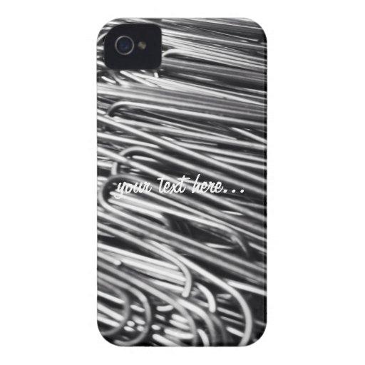 Acórtelo caja de la casamata del iPhone 4 Case-Mate iPhone 4 Cobertura