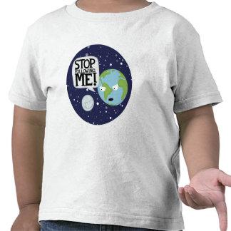 Acosador de la luna camiseta