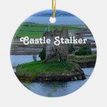 Acosador del castillo adorno para reyes