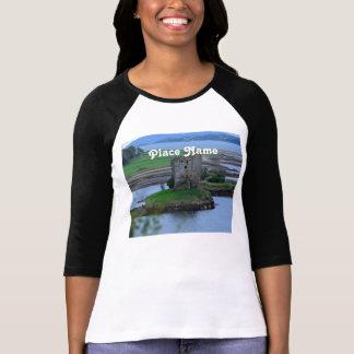 Acosador del castillo camisetas