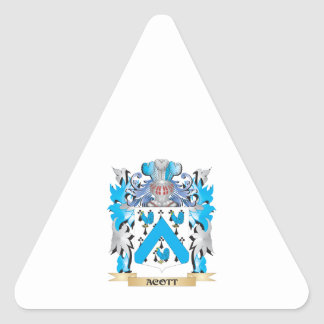 Acott Coat Of Arms Stickers