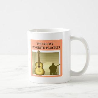acoustc guitar gifts coffee mugs